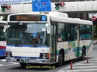 船橋新京成バス F-133 - 注文の多い、撮影者のBLOG