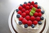 バースデーケーキ - マイニチ★コバッケン