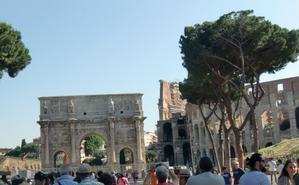 ローマ市内とバチカン市国 -