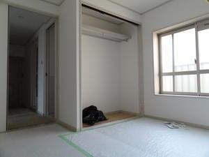 クロス貼り - 大山崎の不動産ハロープロジェクト