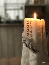 22回目の結婚記念日♪ - neige+ 手作りのある暮らし
