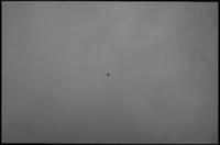 梅雨空の飛行機 - S I N I N E N