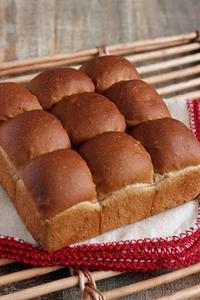 コーヒーとチョコのちぎりパン - Takacoco Kitchen