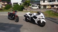 三瓶山&石見銀山ツーリング - 883R-GOGO!