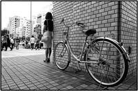 自転車のある風景 - コバチャンのBLOG