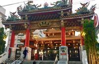 横浜中華街のシンボル「関帝廟」。 - ライブ インテリジェンス アカデミー(LIA)