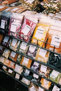 三月ソウル#21 京東市場で魔法の粉を買う - Good Morning, Gorgeous.
