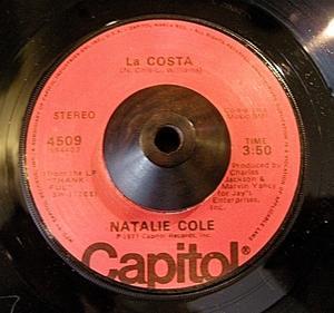 SOUL FUNK 45   ATLANTIC STARR/THANK YOU    &  NATALIE COLE / La COSTA - maribron、poupee de son,compactrecords,日々のあわ
