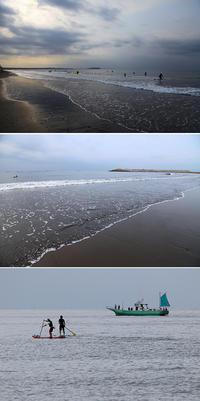 2017/06/11(SUN) 穏やかなSUNDAY BEACH........。 - SURF RESEARCH