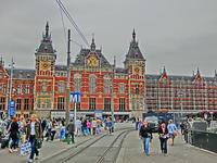欧州ひとり旅 (3) Day 1 - アムステルダム その2 - 多分駄文のオジサン旅日記