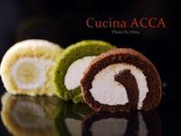 ロールケーキ・レッスン、続いています♪ - Cucina ACCA