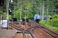 藤田八束の鉄道写真@北海道の鉄道・・・千歳線上野幌にて特急列車の写真 - 藤田八束の日記