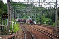 藤田八束の鉄道写真@貨物列車を追っかけて・・・北海道の貨物列車レッドベア上野幌にて - 藤田八束の日記
