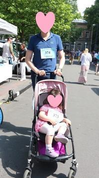 娘も参加のマラソン大会&子供靴の買い替えに焦る☆ - ドイツより、素敵なものに囲まれて②