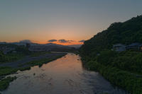 初めての吉野川 - katsuのヘタッピ風景