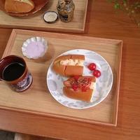 最近の朝食 - とことこの暮らしの彩り
