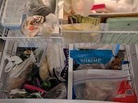 冷凍庫がいっぱいになる。 - ひとりごと いん かりふぉるにあ