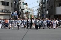 都内最大級の千貫神輿が、下町の路地を練り歩く(台東区鳥越祭) - 旅プラスの日記