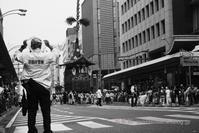 2016年山鉾巡行の朝18 - 写楽彩