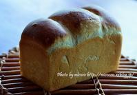 ホップ種の山食とレーズン山食 - 森の中でパンを楽しむ