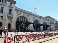 フランス駅 - gyuのバルセロナ便り  Letter from Barcelona