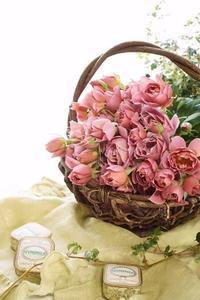和ばらデー♪ - お花に囲まれて