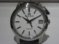 初代グランドセイコー《現代デザイン》発売‼ - 熊本 時計の大橋 オフィシャルブログ