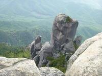 今日のお気に入り写真 シャクナゲ咲く日本百名山 瑞牆山・金峰山に登る - 風の便り