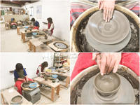 本日の陶芸教室 Vol.691 - 陶工房スタジオ ル・ポット