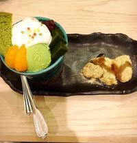 抹茶パフェ - koyori
