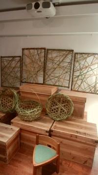 竹編みに挑戦 - くのいち工房