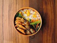 6/12(月)鶏ひき肉の卵焼き弁当 - おひとりさまの食卓plus