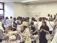 【ありがとうございました】Mammy's Marche Vol.15 - 大阪市平野区 お菓子教室『emiN(エミュ)』