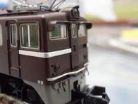 TOMIX ED61リニューアル(茶)入廠 - 新湘南電鐵 横濱工廠2