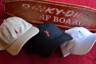 夏の帽子。 - DAKOTAのオーナー日記「ノリログ」