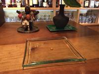 ガラスのお皿 - サヴァンナの愉快な毎日
