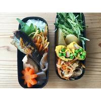 鰯甘辛煮BENTO - Feeling Cuisine.com