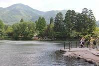 湯布院・・金鱗湖と古式手打ち蕎麦とタイ古式マッサージ - ヤスコヴィッチのぽれぽれBLOG