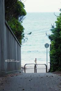 海が見える風景 - jumhina biyori*