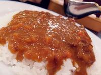 【懐かしの?】新幹線懐食堂車ビーフカレー@京都駅スパイシーマサラ - Doors , In & Out !    SAMのキャンプブログ