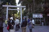 高千穂の天岩戸神社 - レトロな建物を訪ねて