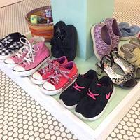 Shoes ! - NUTTY Little Room&Deco.