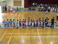 20170610練習試合 - 日出ミニバスケットボール
