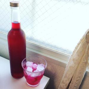 赤紫蘇ジュース - 染衣美野のハンドメイド生活