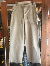Military Chino Trousers - TideMark(タイドマーク) Vintage&ImportClothing