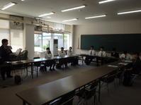 中里高校2年生が見学に来てくれました! - 青森技専校の訓練日誌