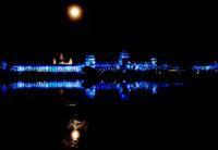 満月とアンコールワットとお正月 - 空想地球旅行