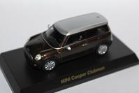 1/64 Kyosho BMW&MINI Mini Cooper Clubman - 1/87 SCHUCO & 1/64 KYOSHO ミニカーコレクション byまさーる