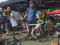 富士の国やまなし第14回Mt.富士ヒルクライム⑦ - 服部産業株式会社サイクリング部(2冊目)