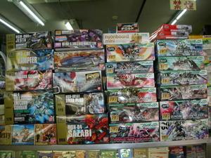 2017年6月13日の入荷品 - 模型の国トヤマの店主日記(宮崎県宮崎市)